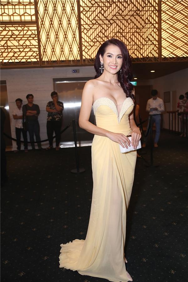 Cựu siêu mẫu, diễn viên điện ảnh Anh Thư - Tin sao Viet - Tin tuc sao Viet - Scandal sao Viet - Tin tuc cua Sao - Tin cua Sao