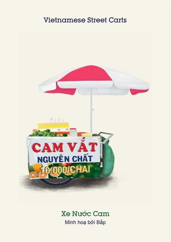vietnamese street cart