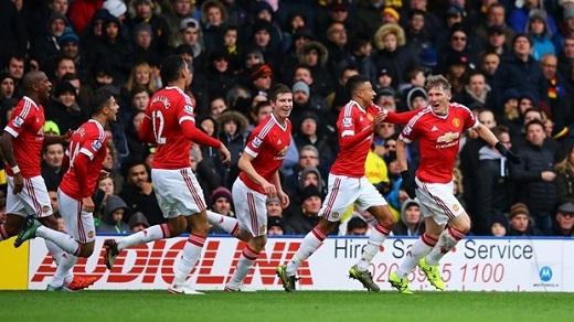 Manchester United thi đấu không tốt mùa này. Ảnh: Internet.