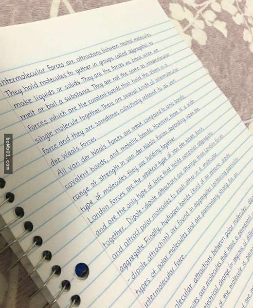 Đảm bảo nhìn những dòng chữ như vậy bạn sẽ muốn đọc mãi không thôi. (Ảnh:Bomb01)