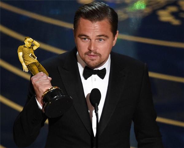 Vai diễn của Leonardo DiCaprio trong The Revenant xứng đáng nhận giải Liều thuốc ngủ của năm.