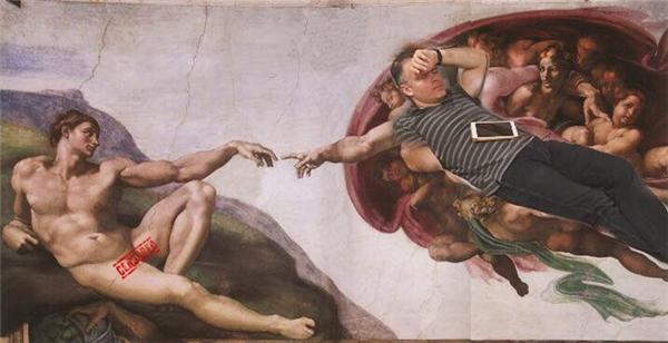 Sự thật: Adams đã được ai tạo ra?
