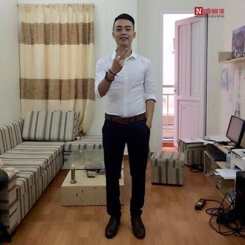 Nguyễn Hoài Nam có ngoại hình khá điển trai.