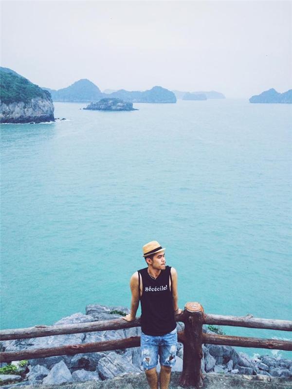 Trải nghiệm du lịch bụi