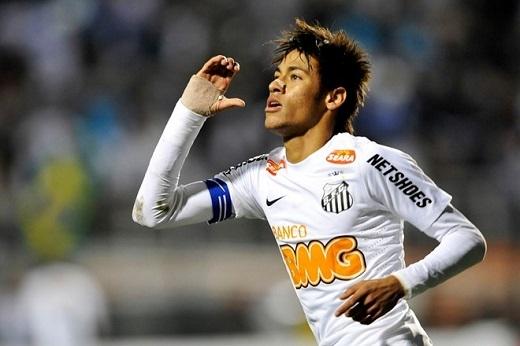 Neymar, Martial và top 16 cầu thủ U21 đắt giá trong lịch sử
