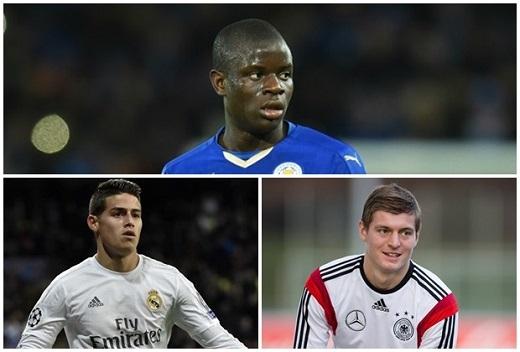 Siêu đội hình 531 triệu bảng trong mơ của Manchester United