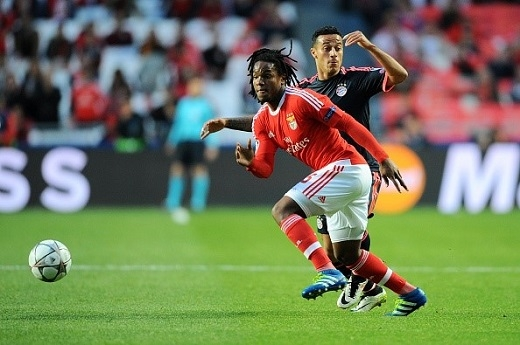 Trong 6 trận được ra sân ở Champions League, Renato đều đá đủ 90 phút.