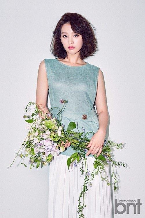 Kim Ji Won thừa nhận