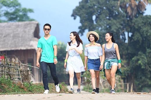 Du lịch giúp những người bạn gần nhau hơn