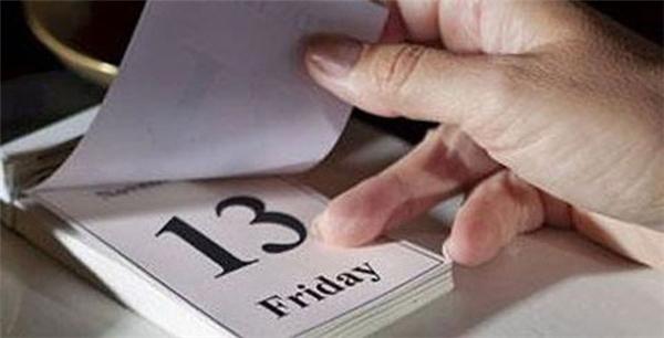 Lý do nào khiến con người sợ hãi về thứ 6 ngày 13?