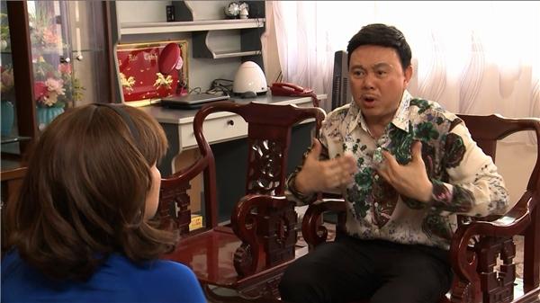Việt Hương bị Chí Tài coi như...