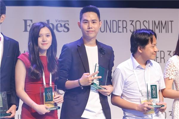 """Lâm Gia Khang là nhà thiết kế duy nhất của Việt Nam lọt vào top """"30 under 30"""" của Forbes Việt Nam. - Tin sao Viet - Tin tuc sao Viet - Scandal sao Viet - Tin tuc cua Sao - Tin cua Sao"""