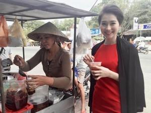 Dù đã nổi tiếng và trở thành gương mặt đại diện cho nhan sắc Việt nhưng Đặng Thu Thảo vẫn giữ nếp sống bình dân, giản dị. - Tin sao Viet - Tin tuc sao Viet - Scandal sao Viet - Tin tuc cua Sao - Tin cua Sao