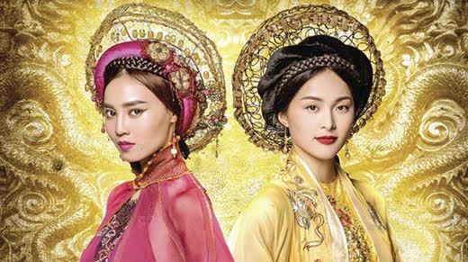 """Ai là """"Tứ đại mĩ nhân"""" phim cổ trang Việt?"""