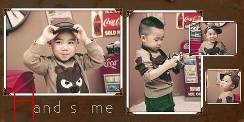 """Hiện tại, cậu bé tròn 6 tuổi và đang theo học trong một trường quốc tế có học phí """"khủng"""" nhất Việt Nam. Hằng ngày, Híp đến trường trên những chiếc siêu xe hạng sang. - Tin sao Viet - Tin tuc sao Viet - Scandal sao Viet - Tin tuc cua Sao - Tin cua Sao"""