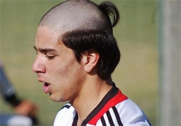 Kiểu tóc gây xoắn não nhất mùa hè 2016.(Ảnh: Internet)