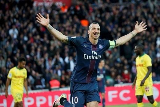 """""""Tôi đến như một vị vua, ra đi như một huyền thoại"""".Ảnh: Goal."""