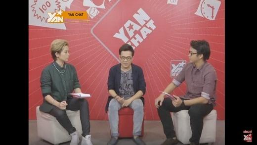 """YAN Chat: Thành Lộc tiết lộ """"tôi là cung bò cạp"""" (Phần 2)"""