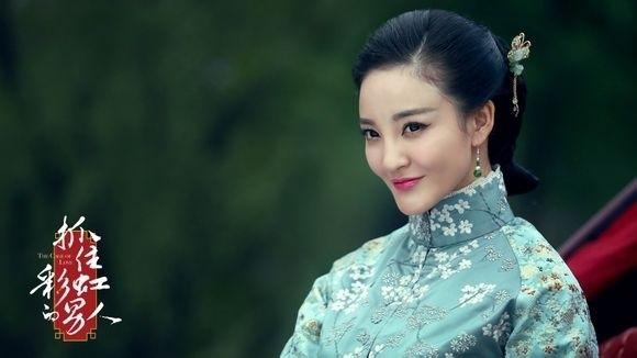 Khuôn mặt phẫu thuật thẩm mĩ quá đà bị chê như phù thủy của Lưu Vũ Hân trong một tác phẩm truyền hình gần đây
