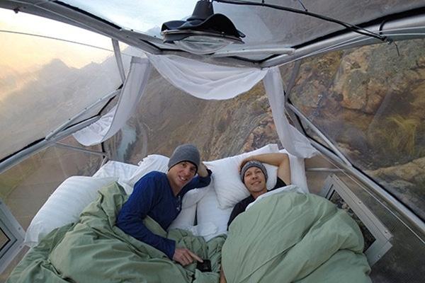 Đây được xem là những điểm dừng chân yêu thích của những tay leo núi.