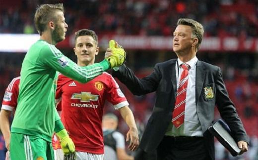 De Gea được cho là không còn muốn làm việc với Van Gaal