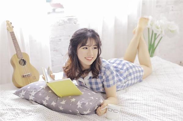 Gặp gỡ Yến Nhi – nàng hotgirl mê nhạc kịch của Ams Hà Nội