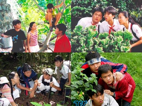 Bộ phim Kính vạn hoa gắn liền với tuổi thơ của hầu hết các bạn trẻ 8x, 9x. - Tin sao Viet - Tin tuc sao Viet - Scandal sao Viet - Tin tuc cua Sao - Tin cua Sao