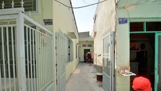 """Những căn nhà """"siêu số"""" chỉ có ở Sài Gòn"""