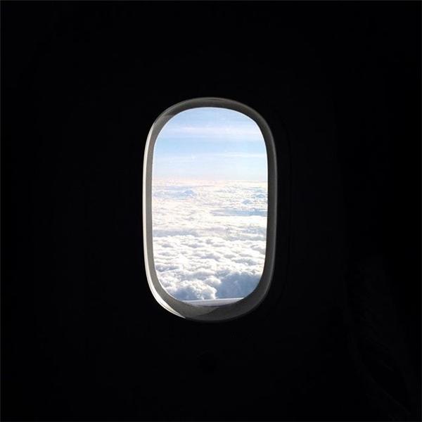 Bí quyết chụp ảnh đẹp là thời điểm máy bay hạ độ cao để chuẩn bị hạ cánh. (Ảnh: Internet)