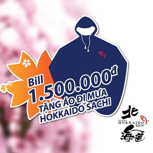 Được thiết kế theo phong cách trẻ trung, khỏe khoắn, kết hợp những họa tiết hoa văn độc đáo theo phong cách Nhật Bản, đây sẽ là lựa chọn tốt cho bạn trong mùa mưa năm nay.