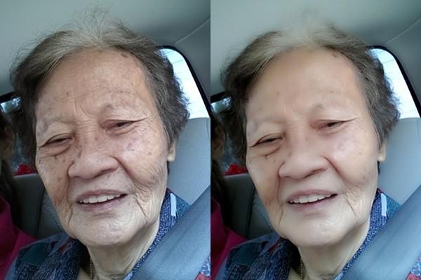 """360 là phần mền """"không phân biệt tuổi tác"""". Chúng ta thấy vui, hạnh phúc là đủ. Hãy cười thật tươi như bà cụ nhé, mọi thứ đã có phần mềmlo rồi.(Ảnh: Internet)"""