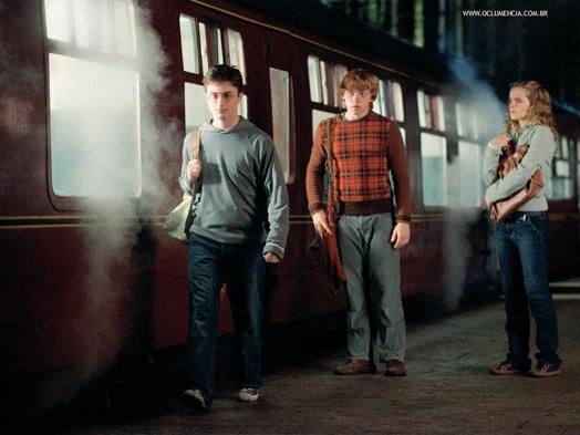 Harry Potter: Một anh chàng suốt 7 năm làm người thứ ba.