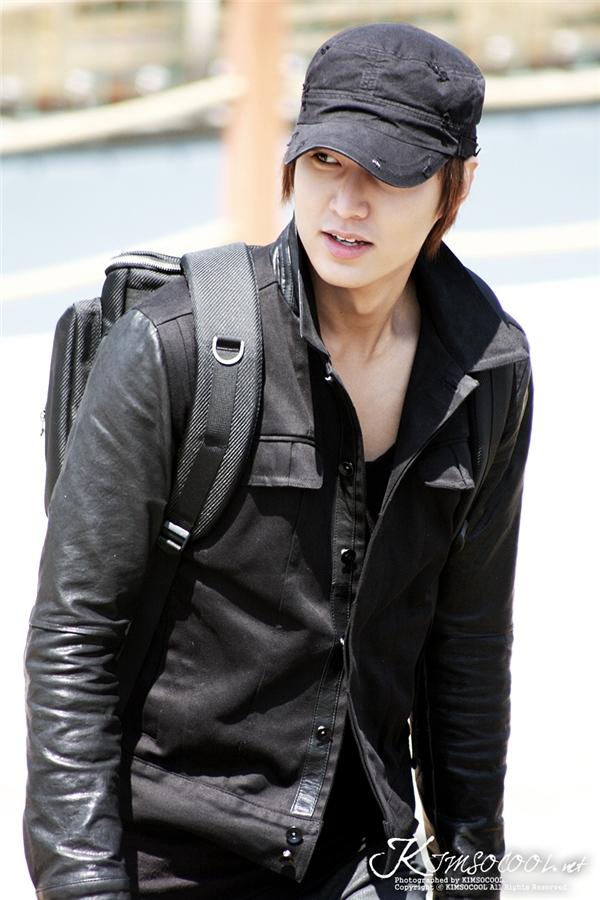 Lee Min Ho gặp khá nhiều chấn thương khi ghi hình City Hunter