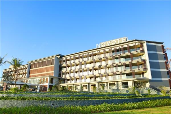 Toàn cảnhNovotel Phú Quốc Resort.