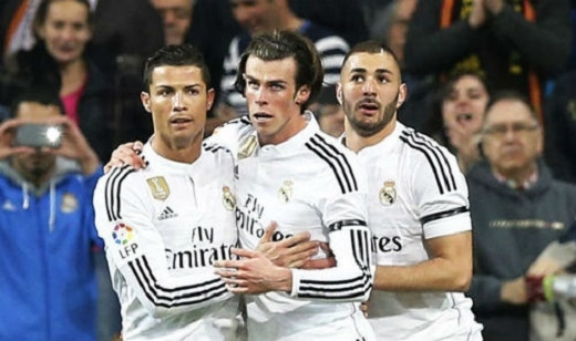 """Những cầu thủ dự kiến ra sânở chung kết Champions League bên phía Real""""cày ải""""ít hơn Atletico gần 8000 phút"""