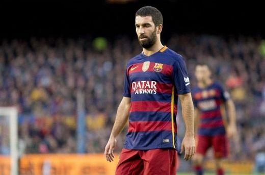 Arda Turan sắp trở thành nỗi thất vọng ở Barcelona?