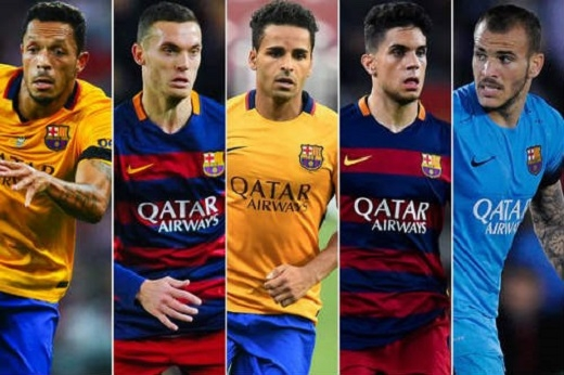 5 ngôi sao có thể sẽ phải từ biệt Barca hè này