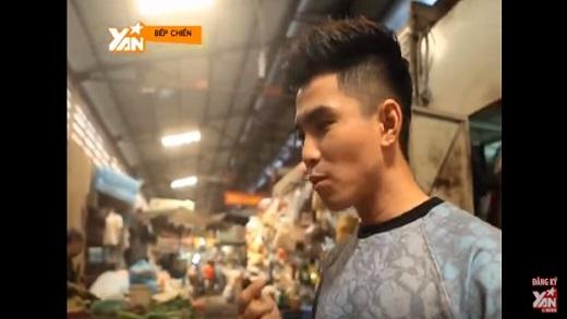 Bếp Chiến: Hương Giang Idol và Will (365) làm món bánh ướt cuộn chả cá (Phần 2)