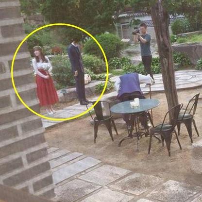 Lộ ảnh cưới như cổ tích của cặp đôi Goo Hye Sun và Ahn Jae Hyun