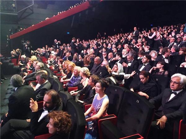 Lý Nhã Kỳ lộng lẫy trước giờ chia tay thảm đỏ Cannes