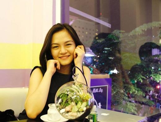 Cô gái trẻ Việt khiến nhiều người khâm phục, mến mộ.