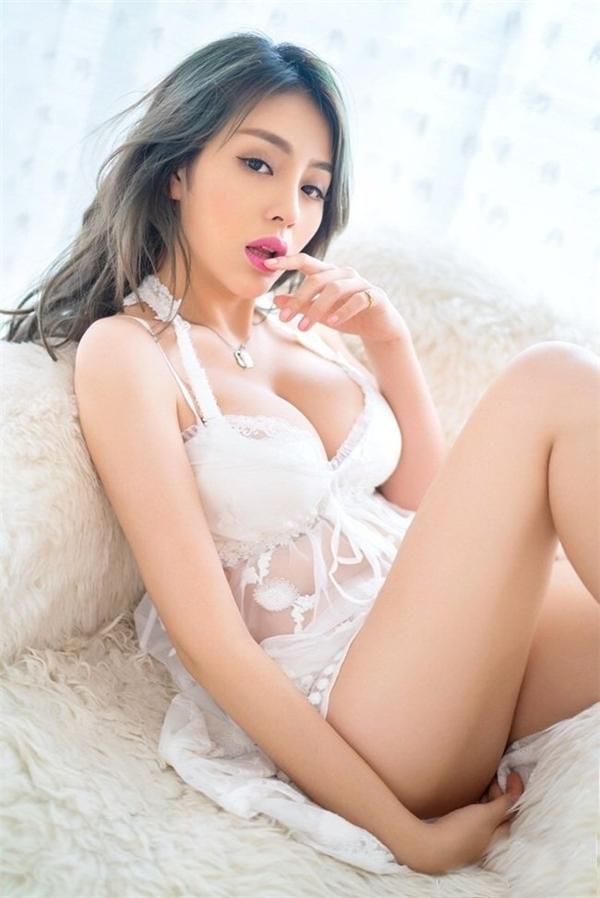 Cô hiện là người mẫu được nhiều người yêu thích tại Trung Quốc.(Ảnh: Internet)