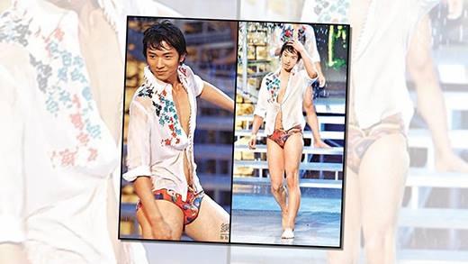"""Không được trọng dụng, Cao Quân Hiềnquyết định """"dứt áo ra đi"""" khỏi TVB. Cách đây 2 năm, anh từng khiến dư luận bất ngờ khi bị cánh phóng viên chụp lại hình ảnh đi học việc trong một tiệm sửa xe và rửa xe theo yêu cầu của chủ tiệm."""