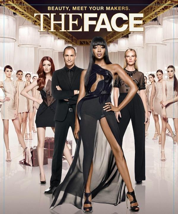 The Face- chương trình gắn liền với Naomi Campbell