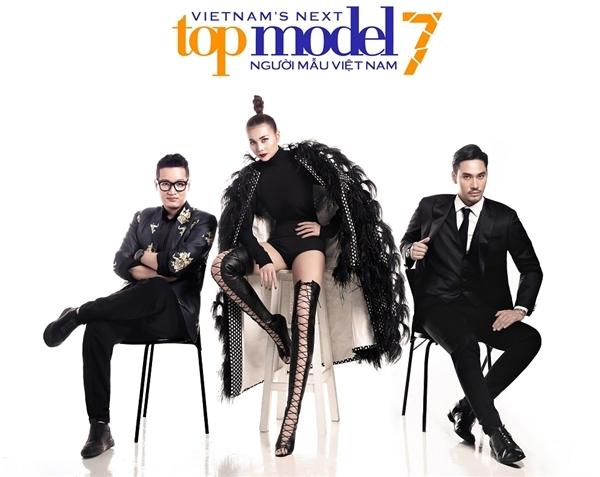 Giám khảo Next Top Model mùa thứ 7.