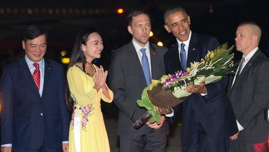 obama đến thăm Việt Nam