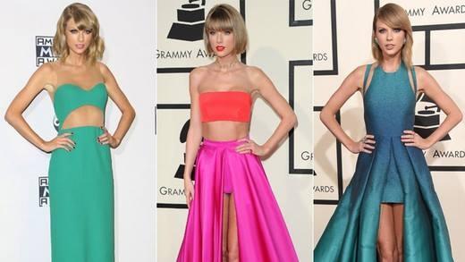 """Trố mắt với bước chuyển mình từ """"gái quê"""" lên """"thành thị"""" của Taylor Swift"""