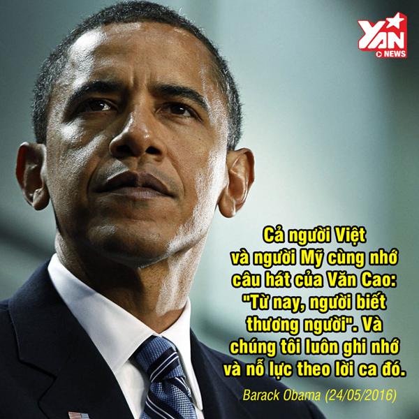 Những câu nói hay của Tổng thống Barack Obama