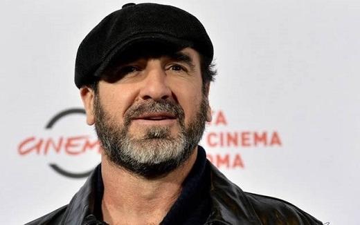 Eric Cantona tin Guardiola mới là HLV phù hợp với MU.Ảnh: AFP.