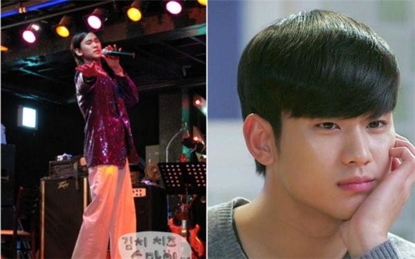 Kim Soo Hyun từng có thời gian xuất hiện trong vài cảnh nhỏ trên sân khấu âm nhạc trong phim Kimchi Cheese Smile. Sau khi dưới trướng công ty của Bae Yong Joon, anh tỏa sáng với các vai trong Mặt trăng ôm mặt trời và Vì sao đưa anh tới.